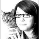 ....mit Katze...