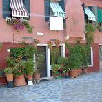 Mit meiner Freundin in Venedig