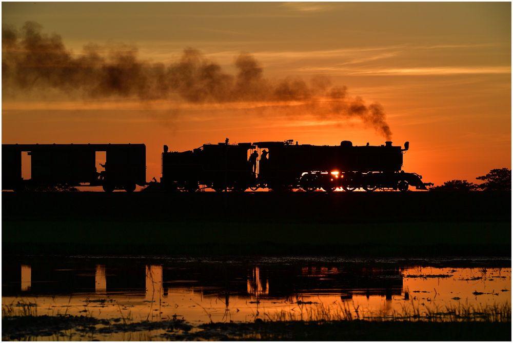Mit Ölbrennern durchs Irrawaddy-Delta  -  ENDE