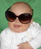 .....mit Opas Brille, einfach cool.......