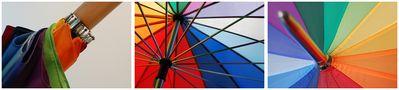 Mit Schirm, Charme ... von Martin Klocke