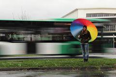 Mit Schirm, Charme...