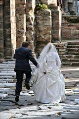 Mit Schwung in die Ehe