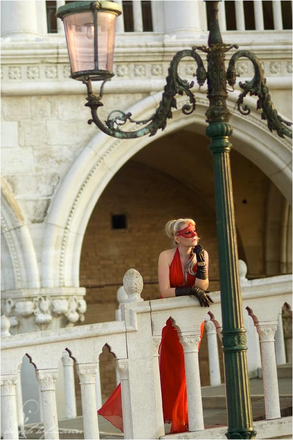 mit steffi in venezia