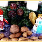 Mit Vers für die Vorweihnachtszeit