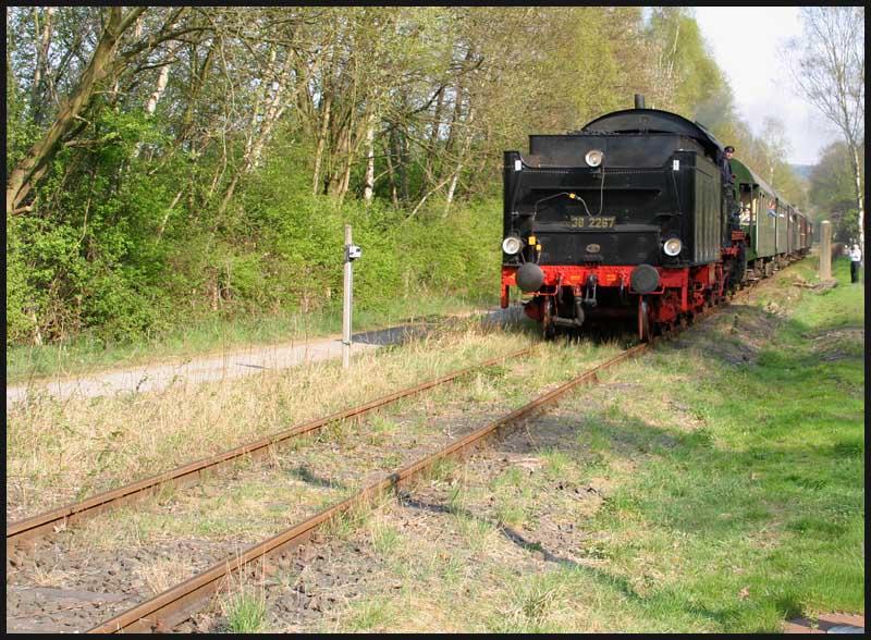 Mit Volldampf zurück - Dampf im Ruhrtal