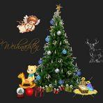 """Mitmach-Aktion : """"Weihnachtsbaum von HHB"""""""