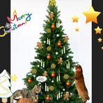 Mitmachaktion: Weihnachtsbaum