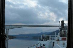 Mitsommernacht im Raftsund, Norwegen