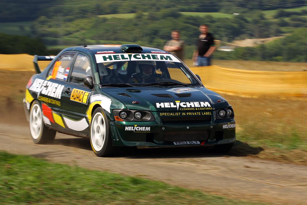 Mitsubishi Lancer WRC 02