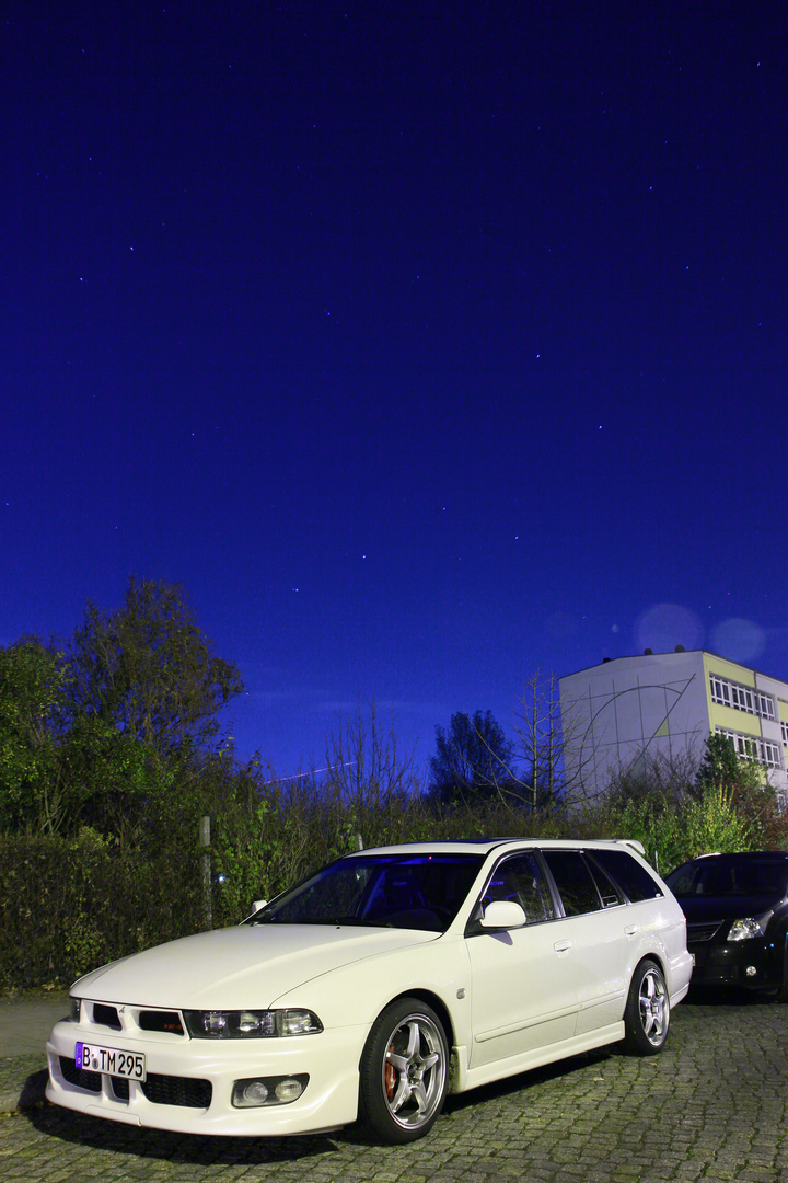 """Mitsubishi LEGNUM (hier als Galant bekannt) VR4 """"SportKombi"""""""