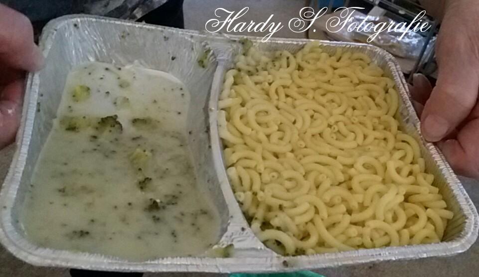 Mittagessen in der Altenpflege