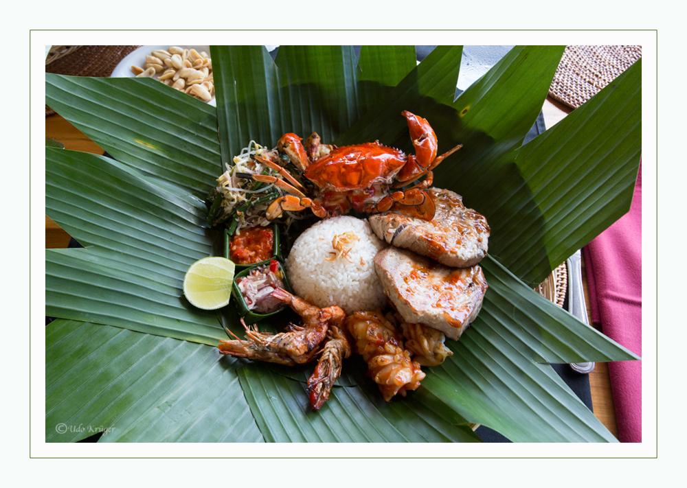 Mittags auf Bali