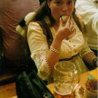 Mittags im Bierzelt (Münchner Wies'n)
