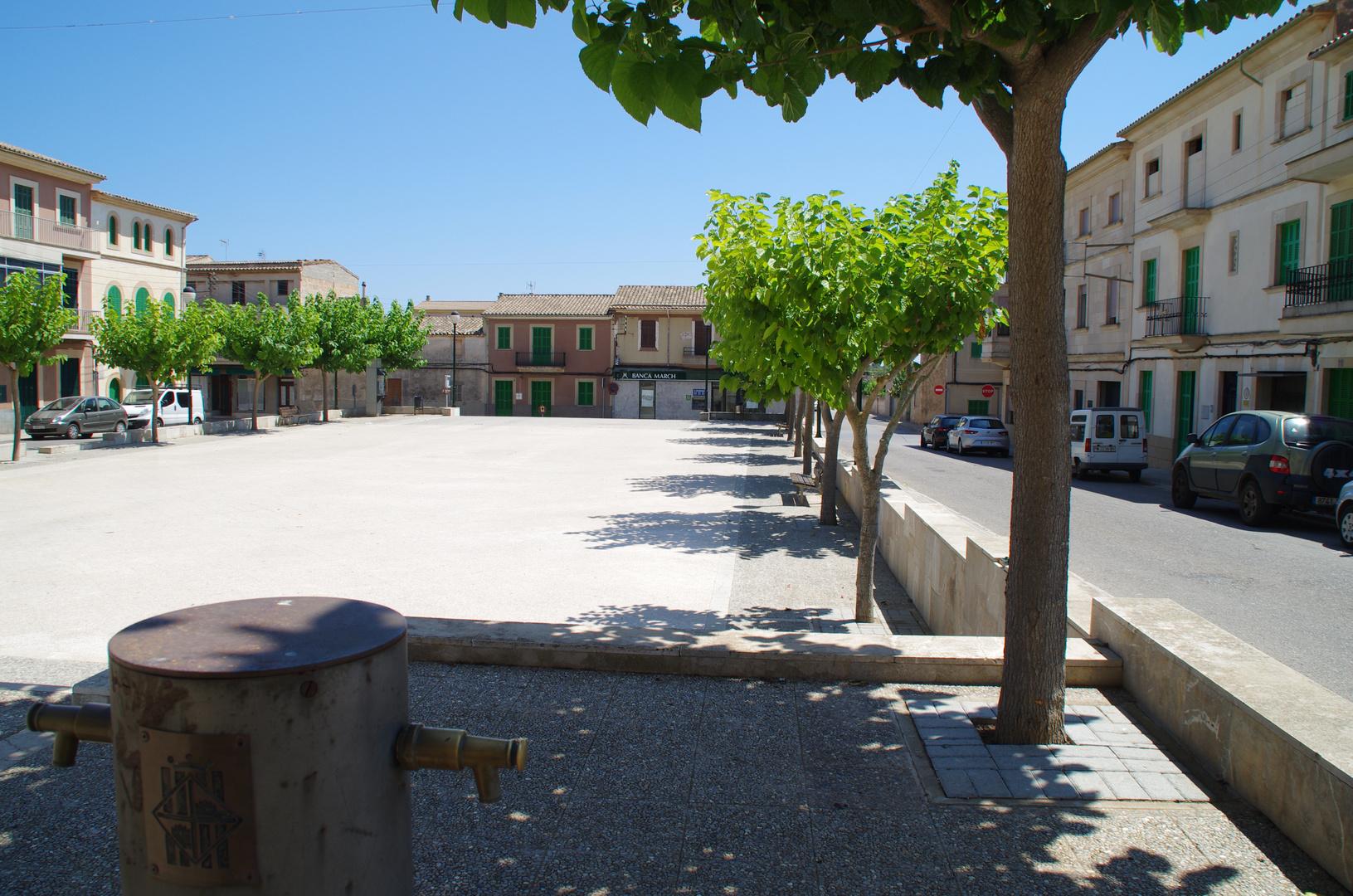 Mittags in Spanien....Pausenstimmung