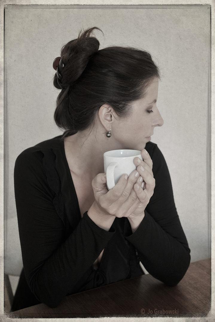 Mittagskaffee