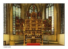 ° Mittelalterlicher Altar °