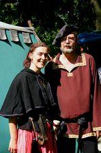 mittelalterliches Familienbild