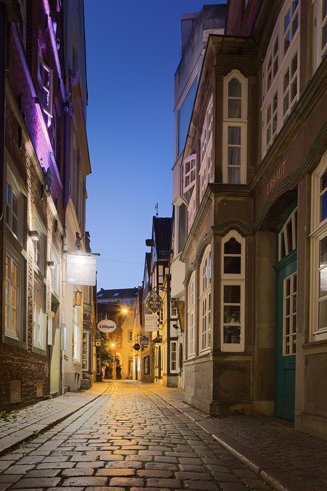 Mittelalterliches HanseStadtviertel...