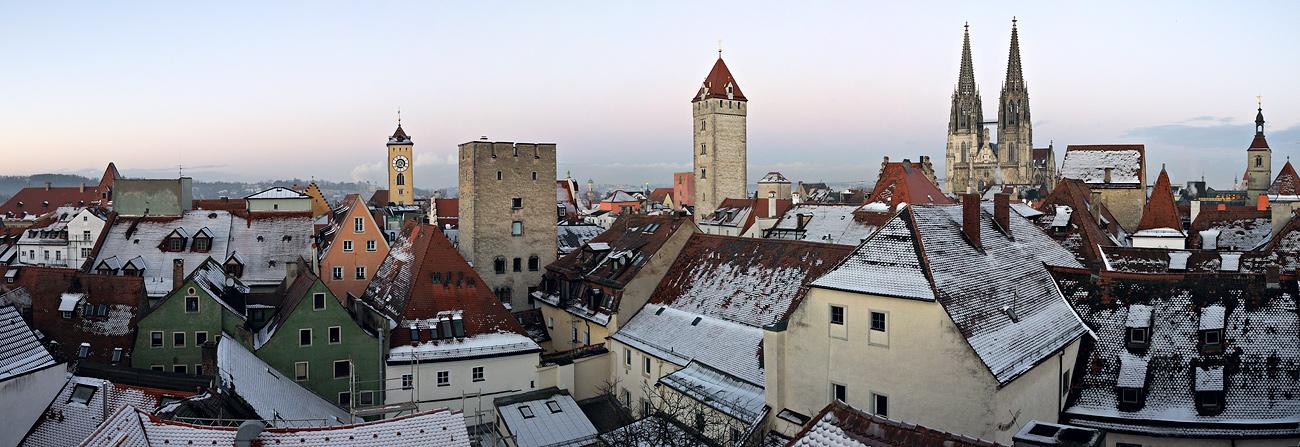 Mittelalterliches Regensburg