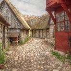mittelalterliches Stadtviertel