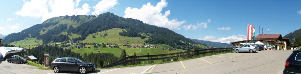 Mittelberg, Kleinwalsertal