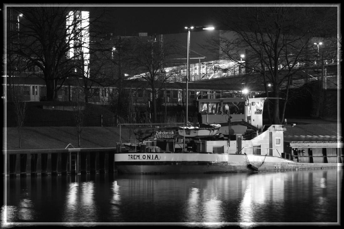 Mittellandkanal bei Wolfsburg