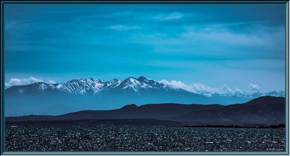 Mittelmeer und Pyremäen