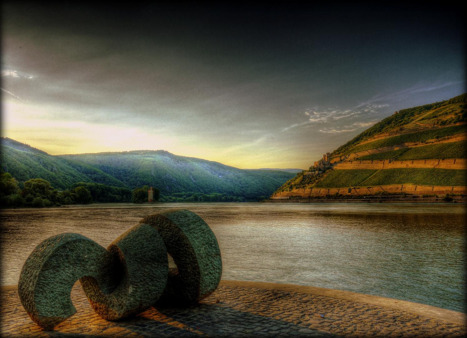 Mittelrheintal bei Bingen