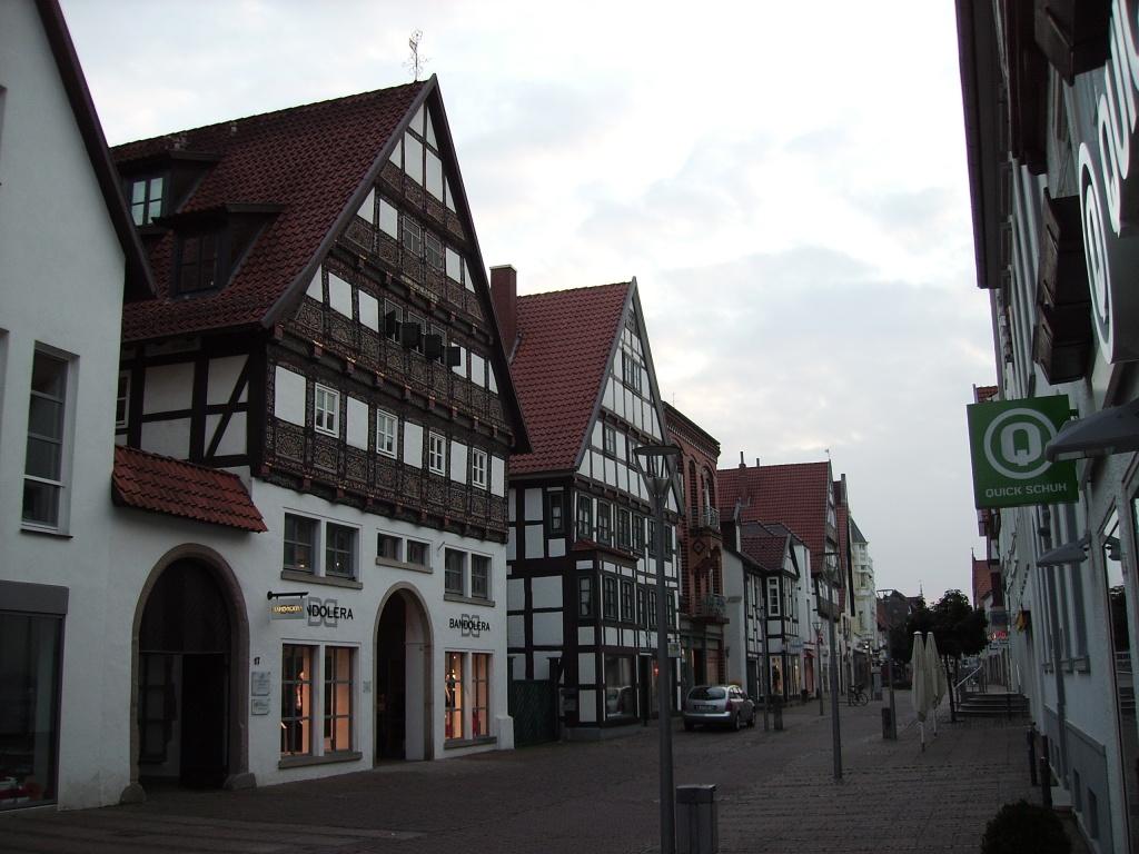 Mittelstrasse Lemgo
