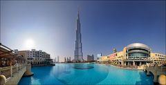 ... Mitten in Dubai ...