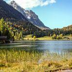 Mittenwald - Am Ferchensee