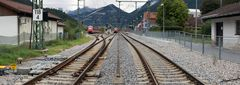 Mittenwald - Bahnhof