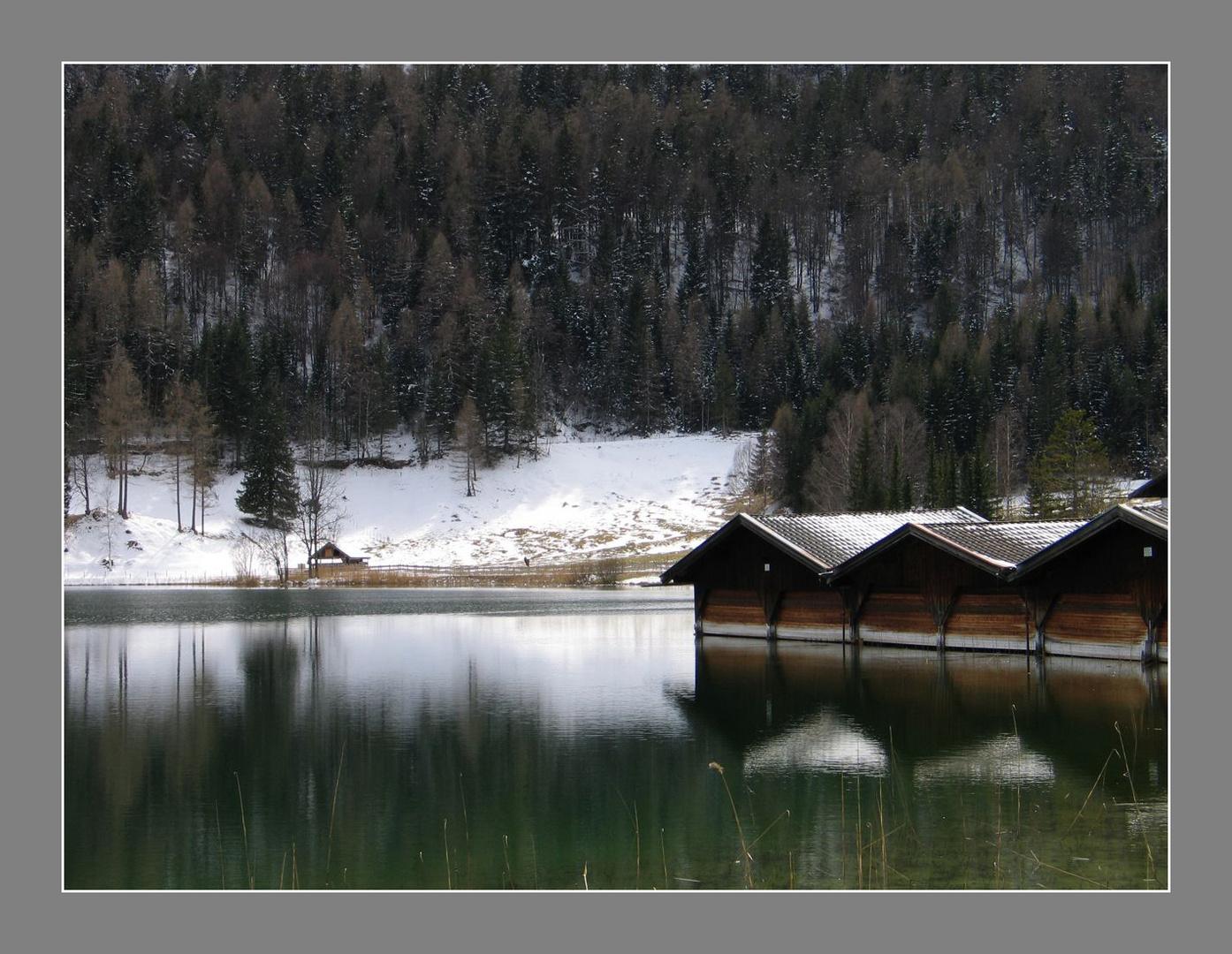 Mittenwald Bayern