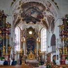 Mittenwald Kirchenaltar
