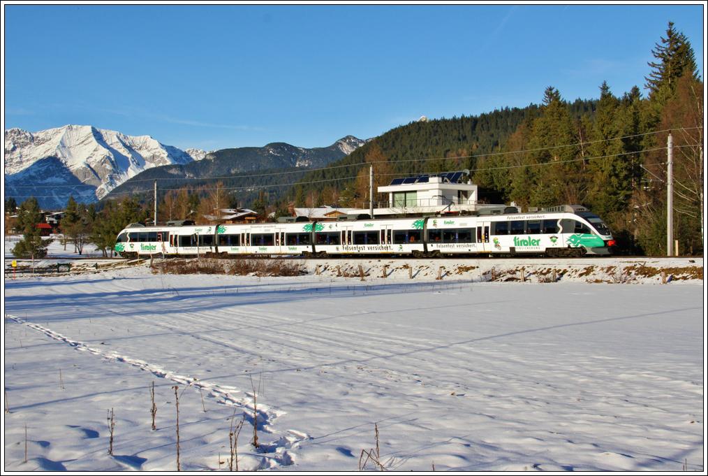 Mittenwaldbahn II