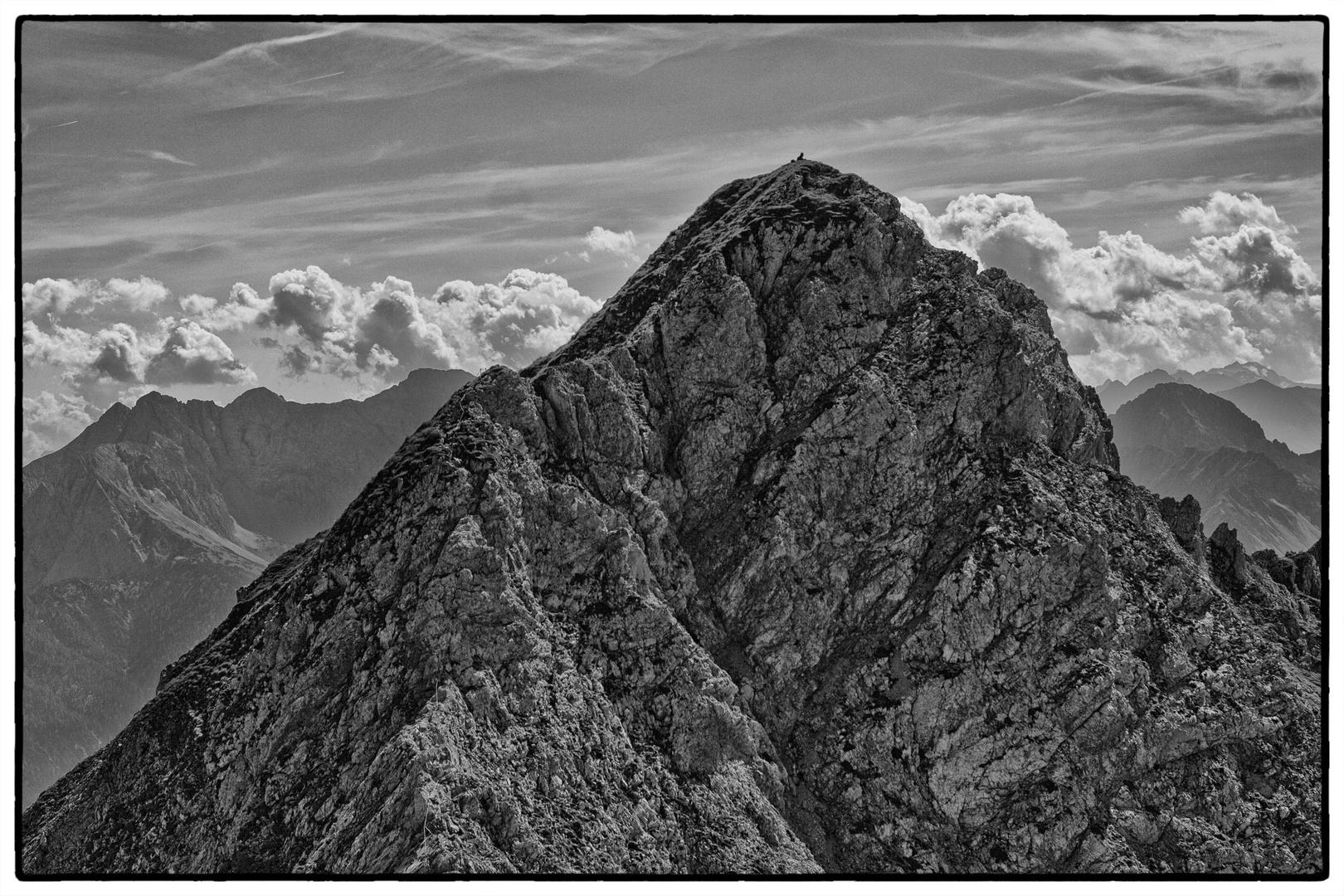 Mittenwalder-Klettersteig