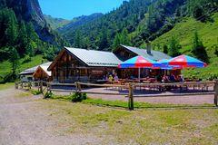 Mitterkaser Berggaststätte