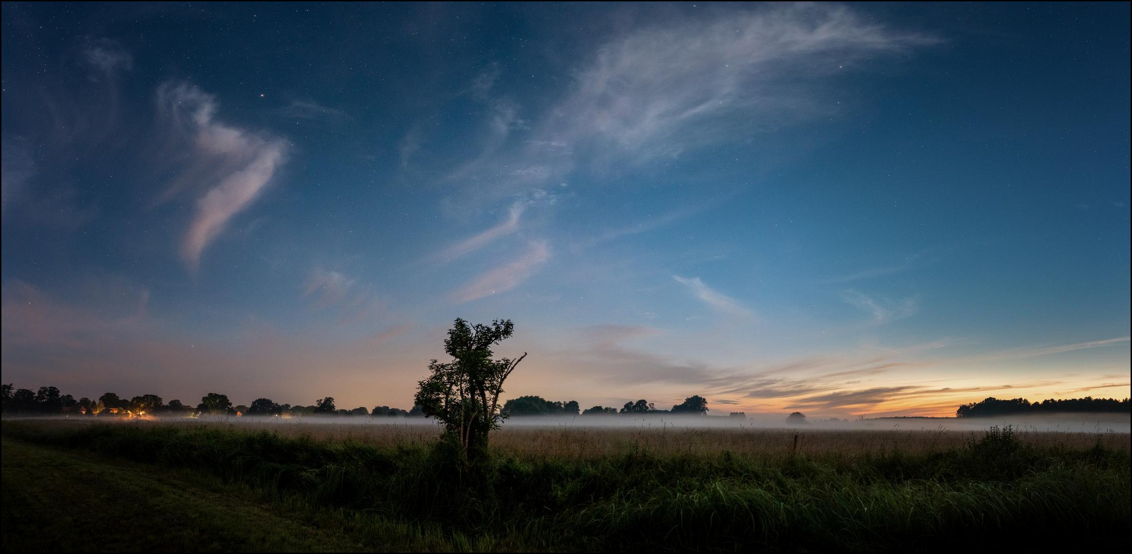 * Mitternacht Nebel *