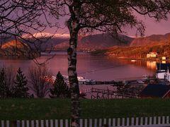 Mitternachtssonne, Nordnorwegen