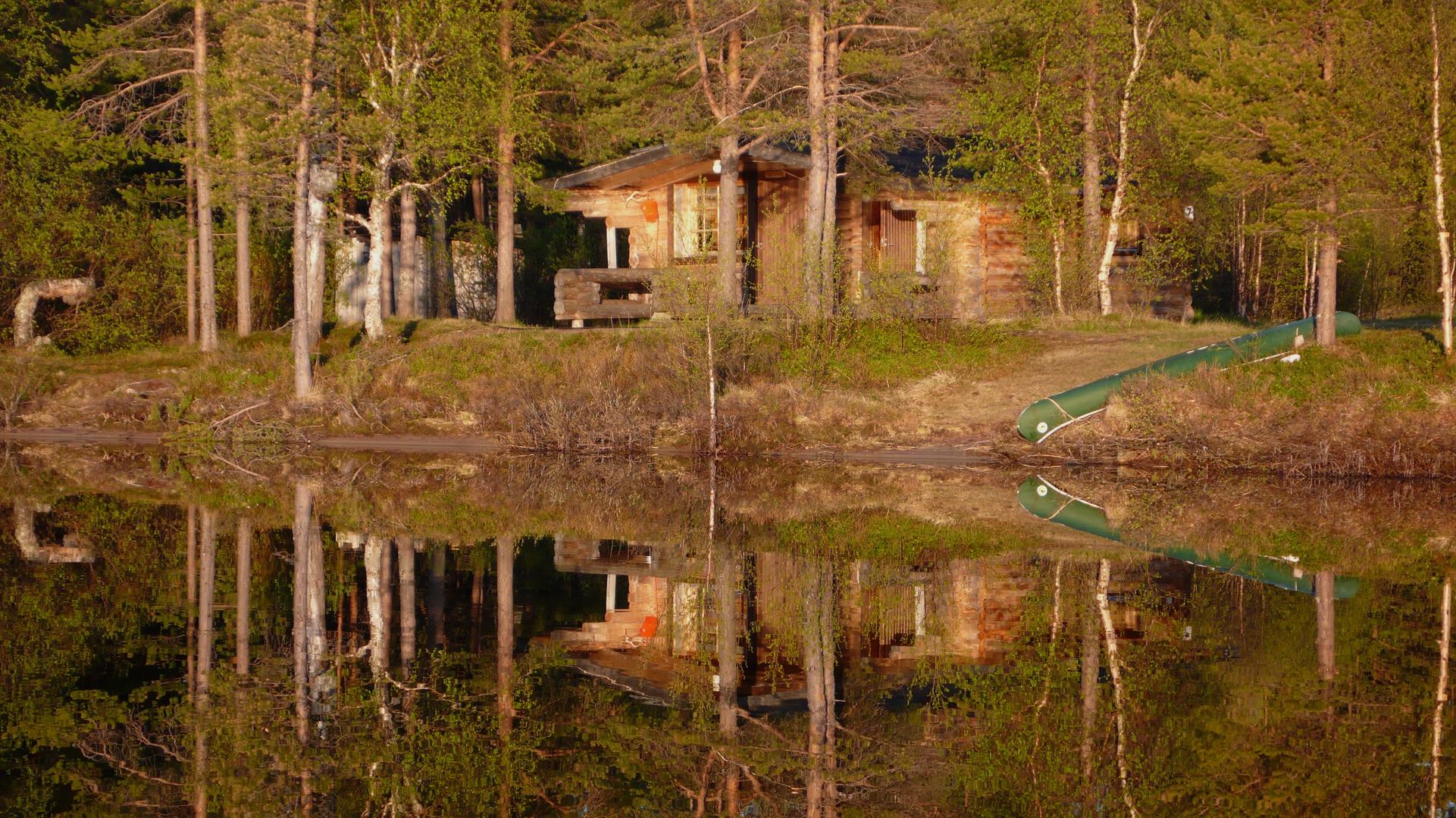 Mittsommer in Finnland, 08.Juni, 22:34 Uhr