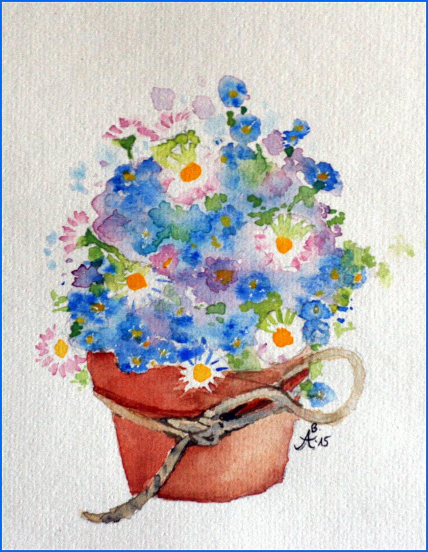 Mittwochsblümchen - Mini