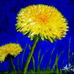 Mittwochsblümchen - schon älter, aber leuchtet noch :-)