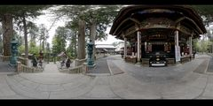 Mitumine Shrine-2 (Panorama)
