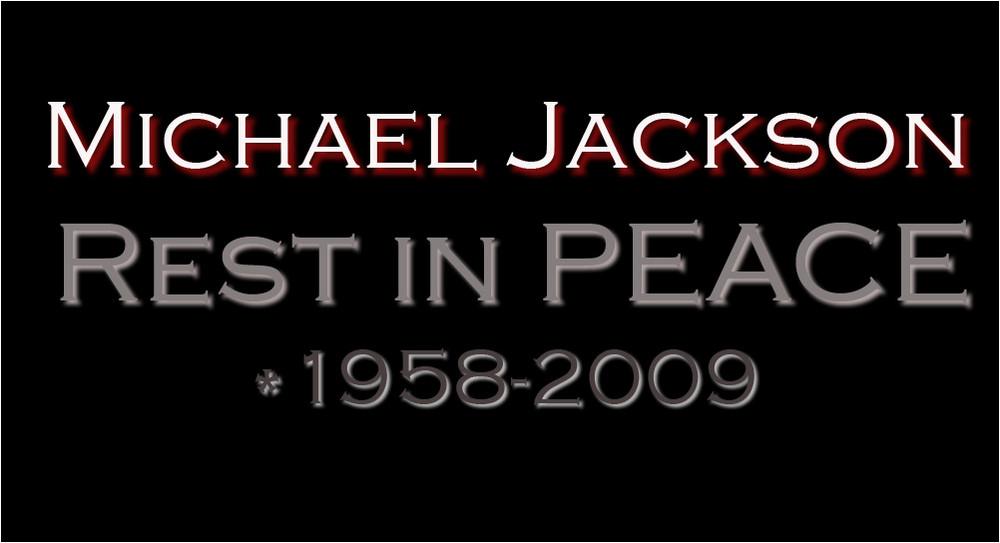 MJ 1958 - 2009