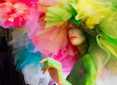 Même les anges peuvent être colorés