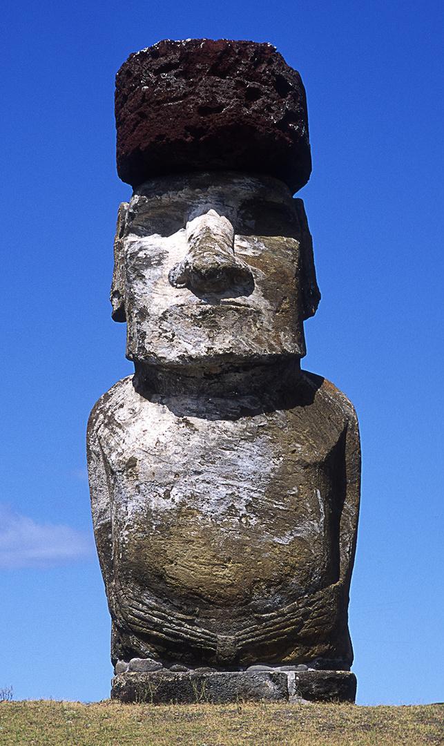 Moai Nr. 2 von 15