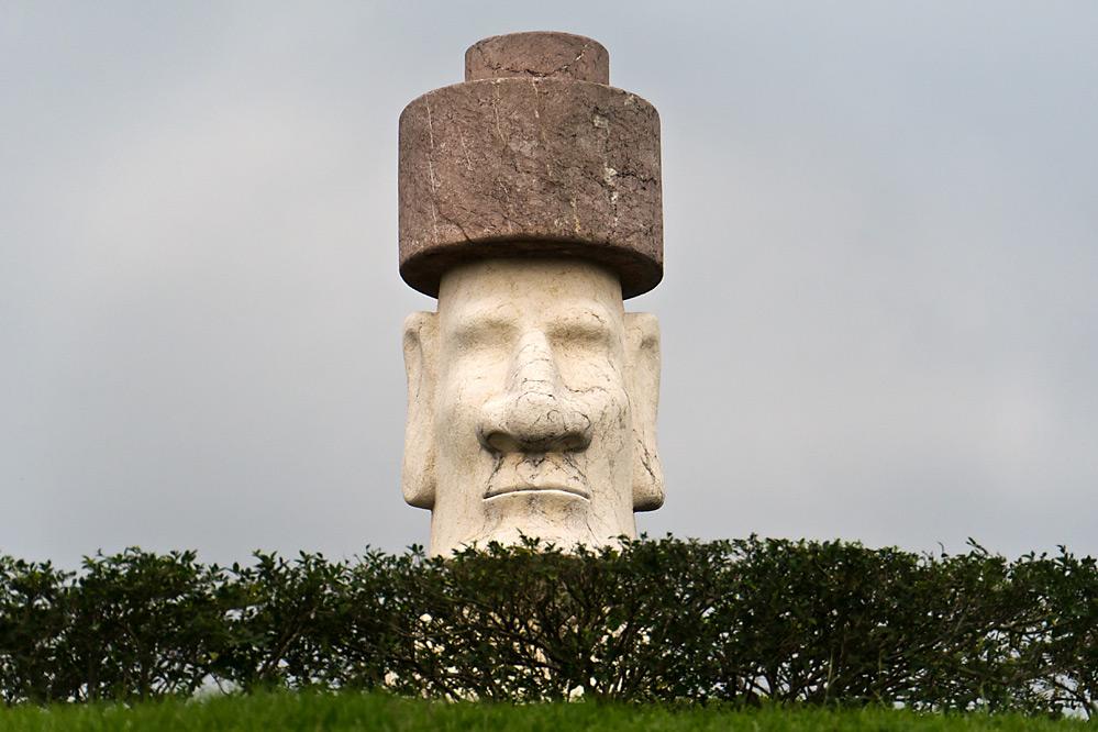 Moai-Statue