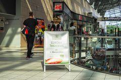 Mobile Impfteams in Einkaufszentren