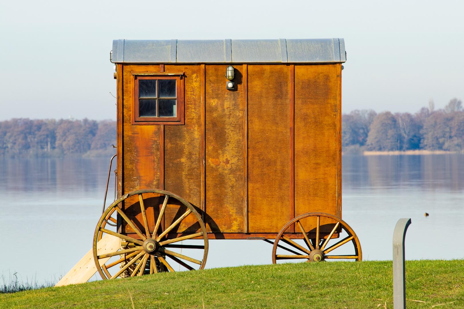 Mobile Sauna in Bad Zwischenahn